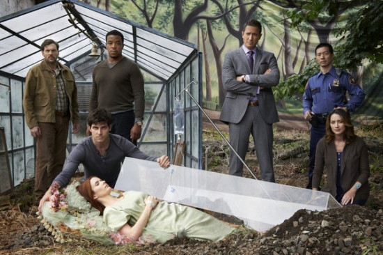 actor who plays tv show grimm on nbcNBC Announces Five Drama Series Renewals for Next Season TV Equals dO5hHUZT