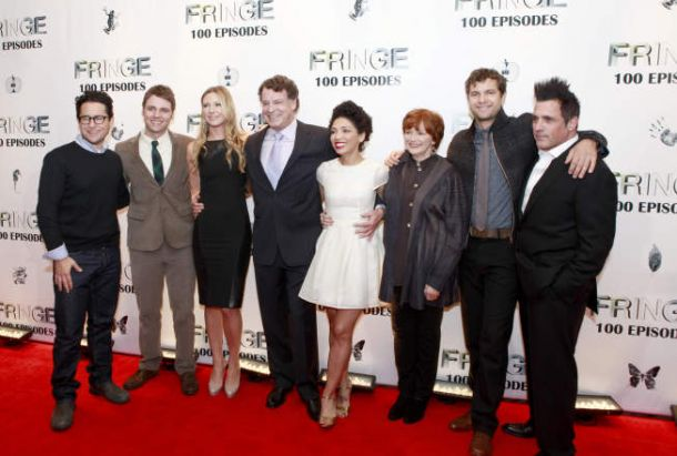 all fringe cast membersFringe  The Cast Talk About Saying Goodbye Whats to Come and nLBLboKG