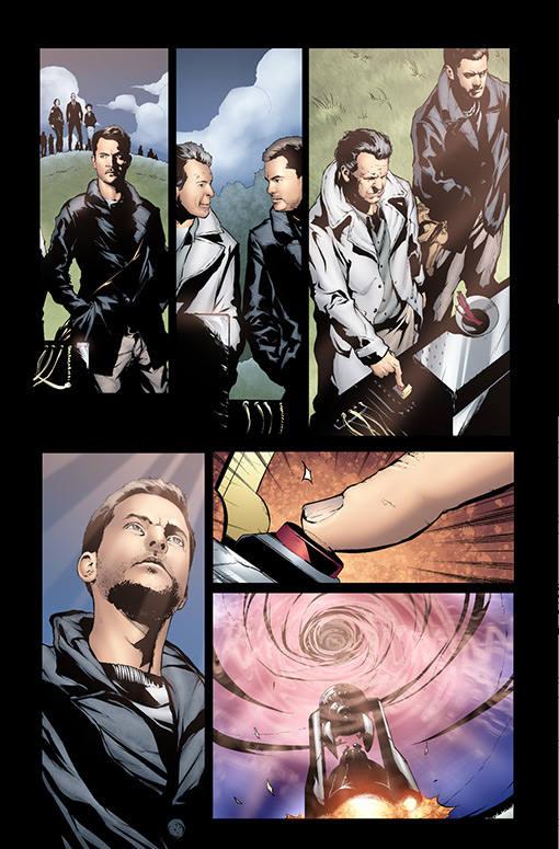 beyond the fringe comic seriesFRINGE Returns To Comics With Beyond The Fringe GddLUGkU