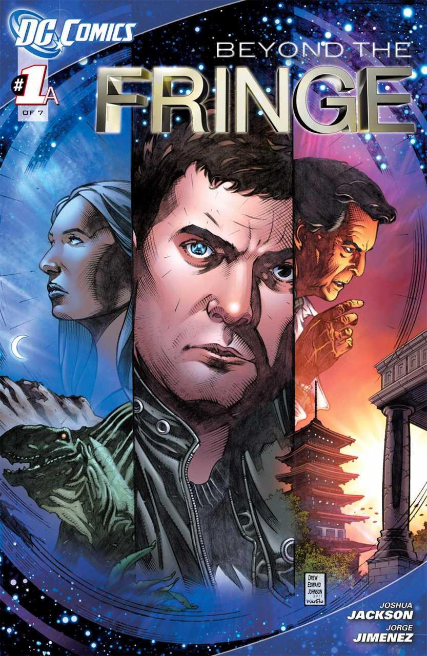beyond the fringe comicBeyond The Fringe  Volume    Comic Vine i3ctkDTZ