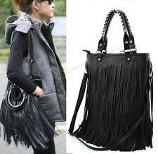 black fringe bag ebayDOUBLE FRINGE PURSE FRINGE BAG eBay FRp3DkMs
