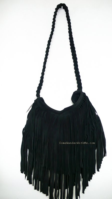 black fringe purse suedeCome Wander With Me  JJ Winters in Stock pF7P7L1g