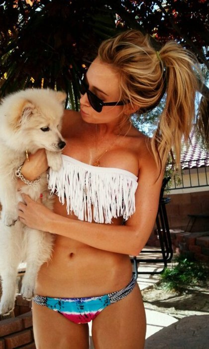diy white fringe bikini topThe Fashionista Coach  DIY  Remix Your Bikini yks5ZQ89