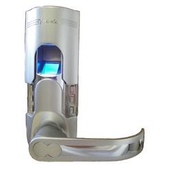 fingerprint entry locksetsSilver Finish Fingerprint Door Lock  Right Handled  Overstock PQK4X6wN