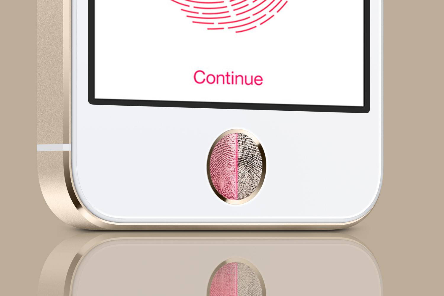 fingerprint lock for iphone 5cApple iPhone 5S Touch ID fingerprint sensor  What you need to know mfT2tA6M