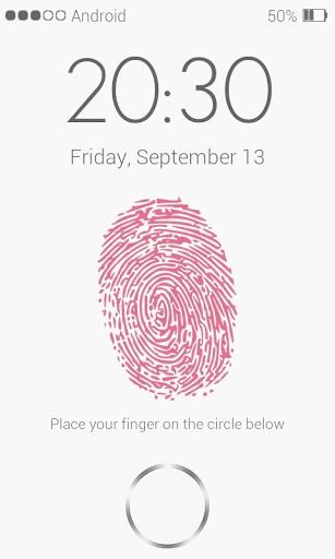 fingerprint lock iphone 5iPhone 5S Fingerprint Lock App for Android HIzz9hHx