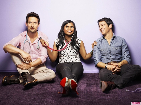 fox the following cast 2014 french girlThe Mindy Project New Girl Brooklyn Nine Nine and The EwLCUxNR