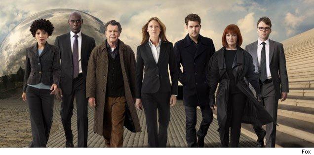 fox tv show fringe castFringe Set Visit  The Cast Talks Peters Return Dueling cFe8cXsD
