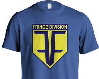fringe 80's tv show t-shirtsPopular items for logo t shirts on Etsy 25AfTJLT