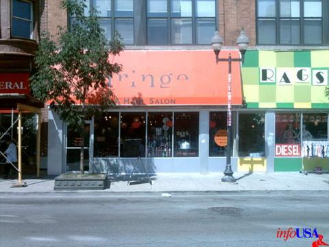 fringe a hair salon chicagoA FRINGE HAIR SALON INC in CHICAGO IL   Beauty Salons   Business XCQsVGp4