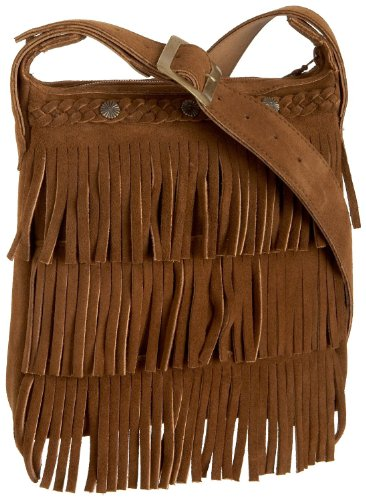 fringe bag brownMinnetonka Fringe HandbagDusty Brownone size Designer Handbags LMQsvT3T