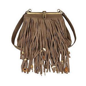 fringe bag clip to polyvorelight brown leather suede fringe bag   leather bags   bags dlWZH3hz