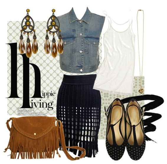 fringe bag polyvore outfitsstyleinspo An outlet of momental fashion inspiration from the A5T1HBPM