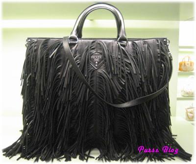 fringe bagVictoria Beckham Prada Fringe Handbag   PurseBlog REQTzh8g