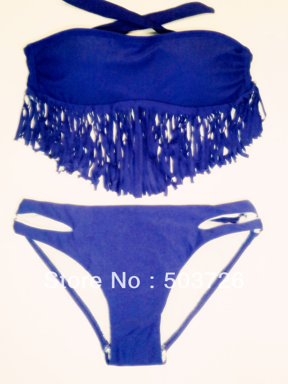 fringe bandeau bikini top on saleNew Arrival  Hot Sale Purple Sexy Swimwear Women Padded Boho L0OcnyBZ