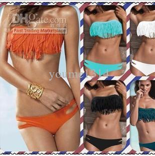 fringe bathing where to buy bathing suits for large chestsCheap Swimwear   Best Fringed Bikini Hot Springs Bathing Suit LtX6KCyd