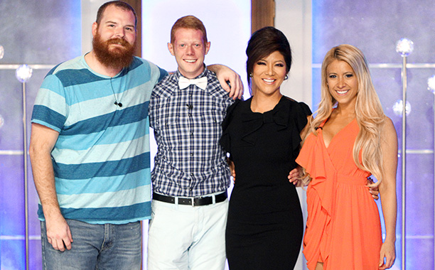 fringe big brother 15 cast members 2013Big Brother  Andy GinaMarie Spencer talk about losing their 095L7bSl