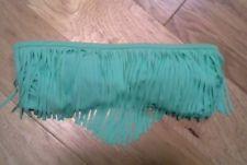 fringe bikini bird bath top onlyteal blue bath eBay SFC2Tv9l