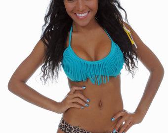 fringe bikini bjj gi top onlyPopular items for fringe on Etsy i4rMWgHF