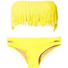 fringe bikini clip to polyvorePolyvore on Pinterest nITRoq0b
