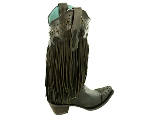 fringe black boots 7.5313nQ4zvEDLjpg rTplaDJE