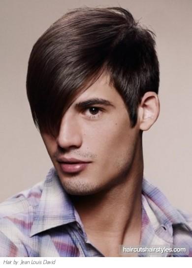 fringe black hairstyles malemens hairstyles with fringe   Favorite Mens Hairstyles With Bangs 2STzZdGz