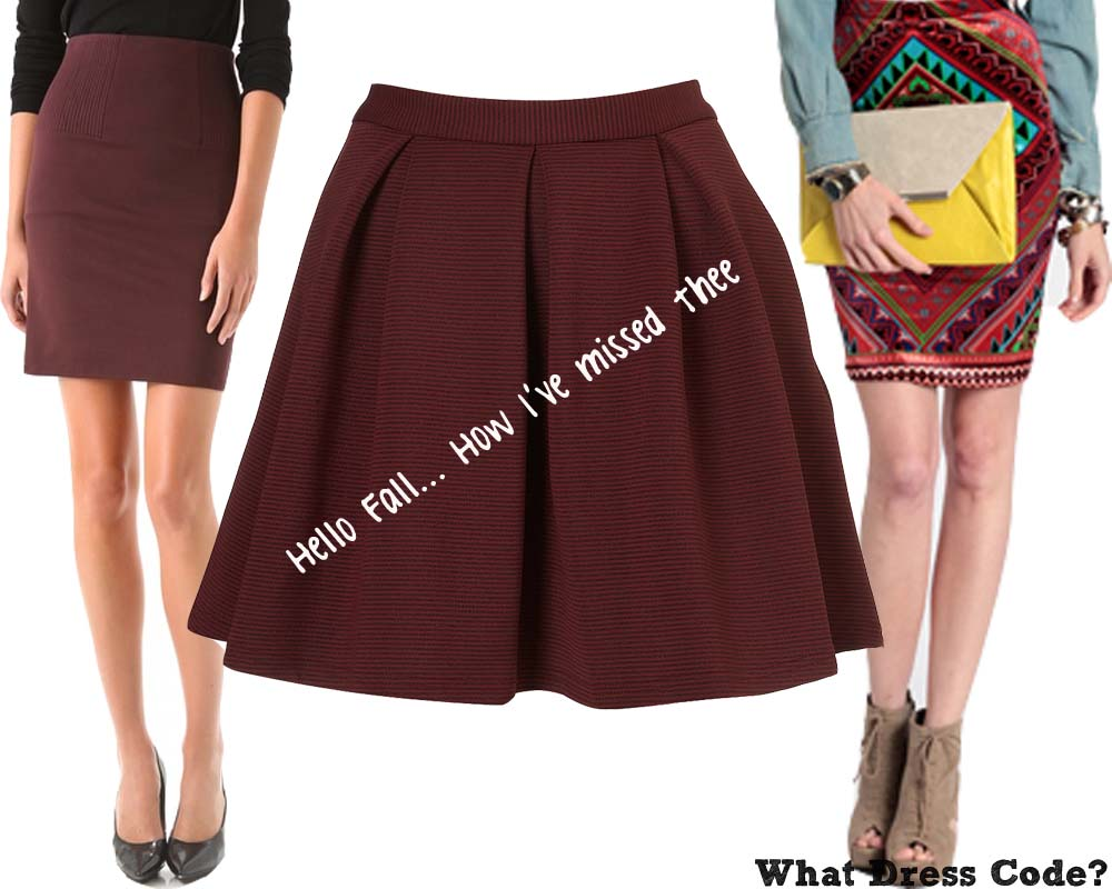 fringe black skater skirts forever 21Trend Roundup Archives   What Dress Code 4A1obOeD