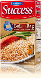 fringe boil in a bag brown riceSuccess   the 10 minute foolproof boil in bag rice 9LkGlpdm