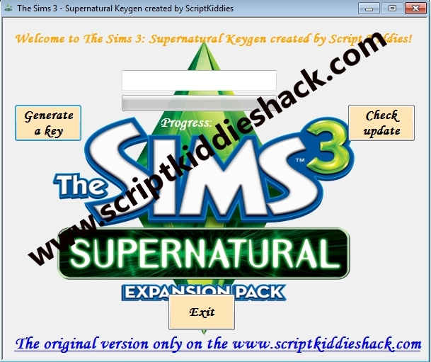 the sims 3 supernatural registration code yahoo answersThe Sims 3  Supernatural Keygen Script Kiddies Hacks 9S9y0IOf