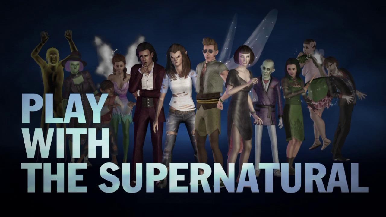 the sims 3 supernatural trailer2121078 169_the_sims3_ 0fZD6TAn
