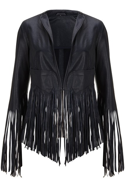 topshop black fringe leather jacketQuiz What should you buy from the new Kate Moss for Topshop V9UGfHvQ
