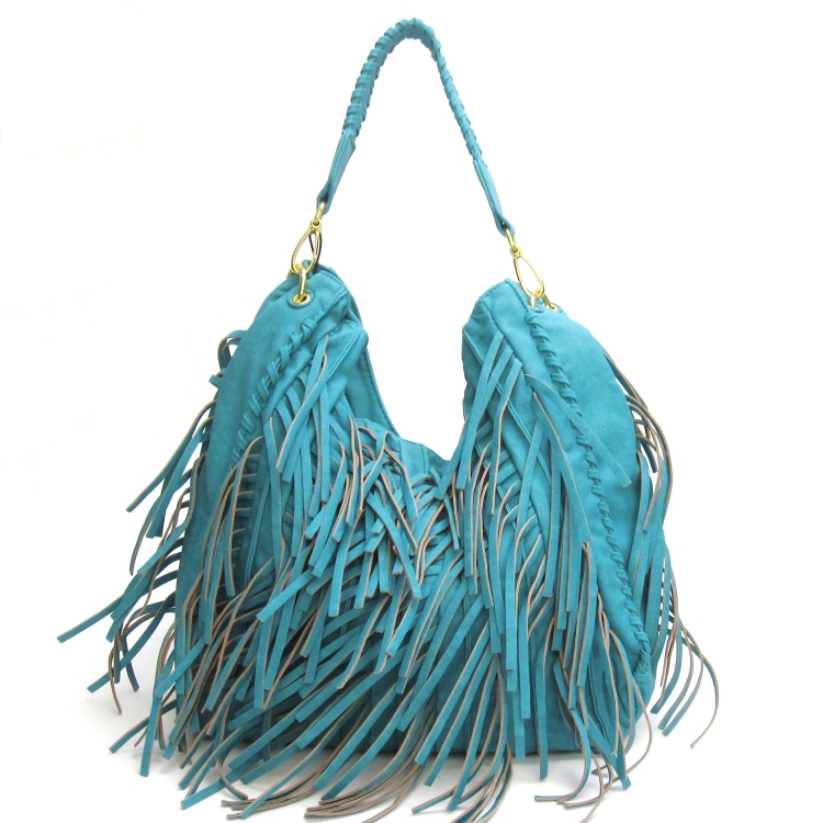 turquoise leather fringe bagsBoho Chic Fashion Accessories Fashion Accessory Blog   Mimi Boutique pA0GxlMh