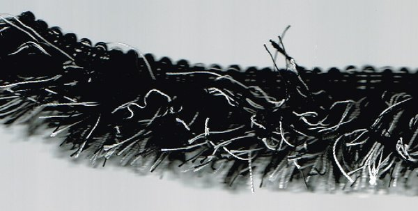 white brush fringe trimChenille Brush Fringe Trim 4fXuyTtx