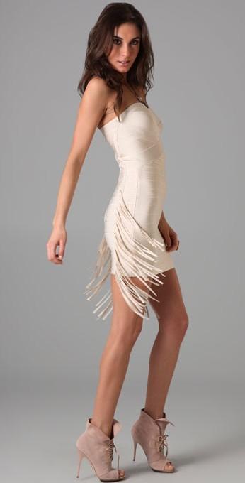 white fringe dressWhite strapless Fringe Dress Free Shipping  White strapless Fringe sRpMiWlt
