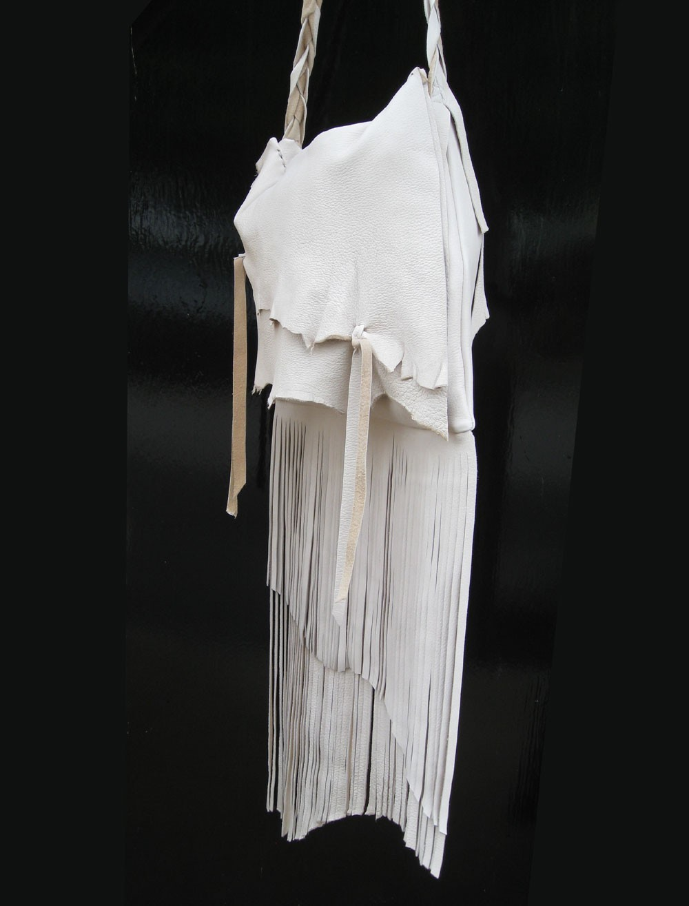 white fringe leather bagOff White Leather Fringe Bag by stacyleigh on Etsy cCy3VU6x