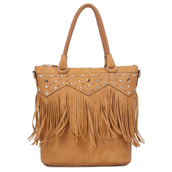 wholesale leather fringe pursesAliexpress  Popular Fringe Purses in Luggage Bags V1pGhBMp