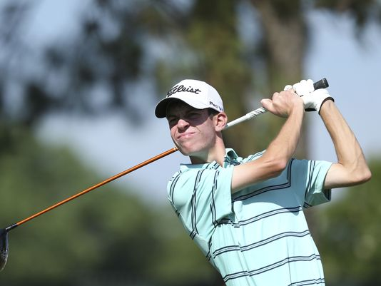 will grimmer us open golf 2014Doc  At 17 why is Will Grimmer smiling for US Open 9PKw4tkz