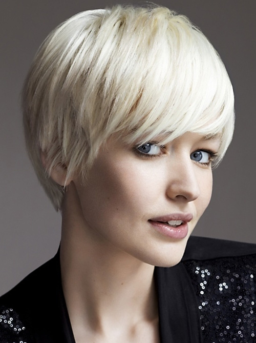 womens short fringe hairstylesCute Short Hair With Bangs Short Hairstyles 2014 Most Popular h3CeWqFE