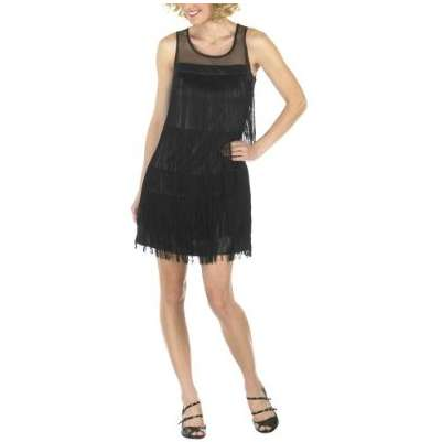 1920s fringe dress with sleevesTarget  Womens Fringe Dress by Target Limited Edition ThisNext FoltJzfd