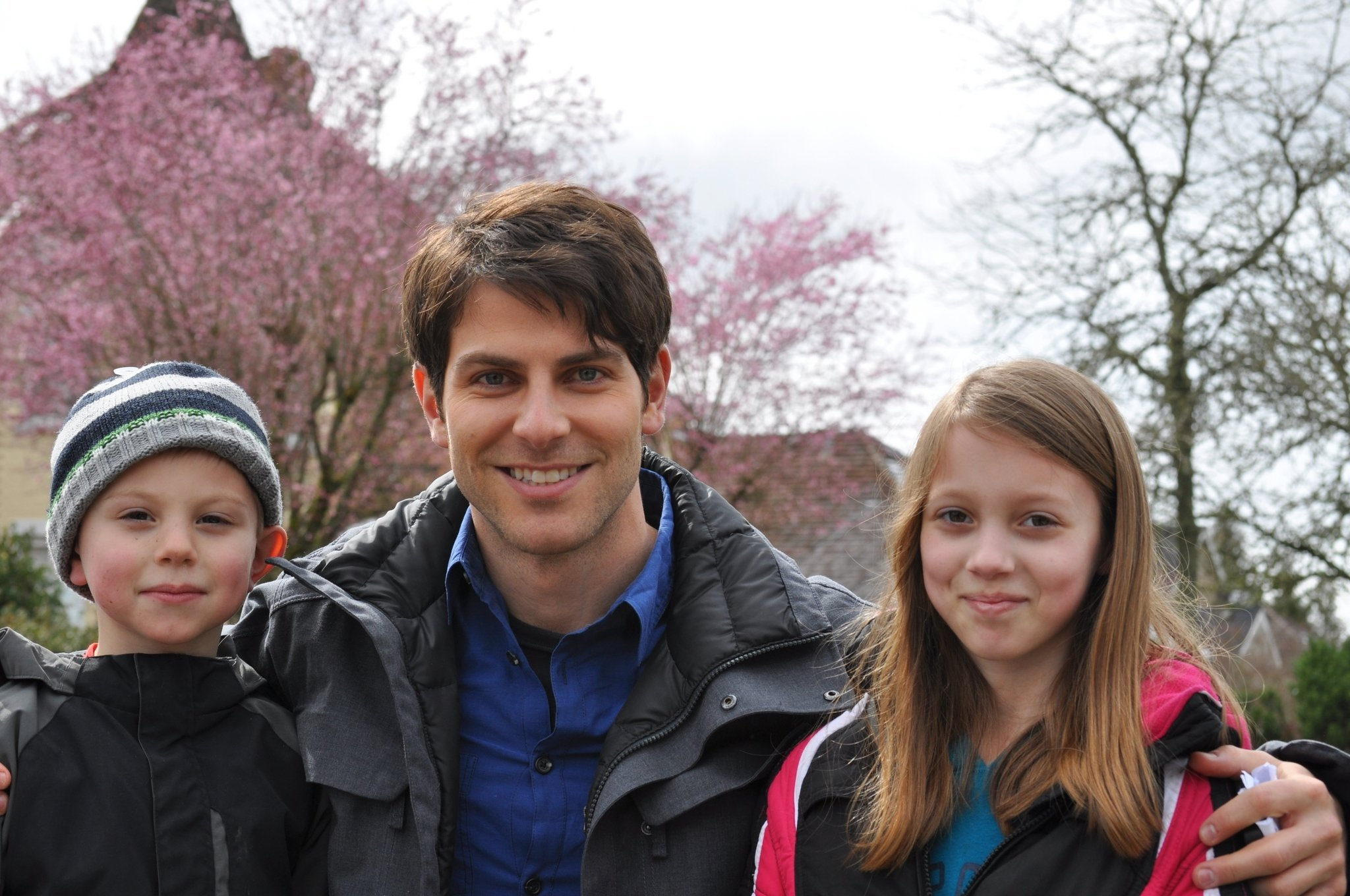 actor who plays watch grimm on nbcGrimm films at West Linn residence OregonLive M1tugiI8