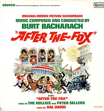 after the fox soundtrackThe Hollies After The Fox OST   Mono USA vinyl LP album  LP 1cVkm8PG