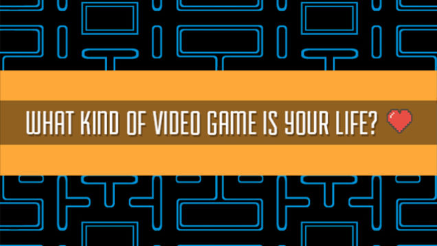 am am i supernatural quizInane Internet Quiz Asks What Kind Of Video Game Is Your Life D40UEJDU