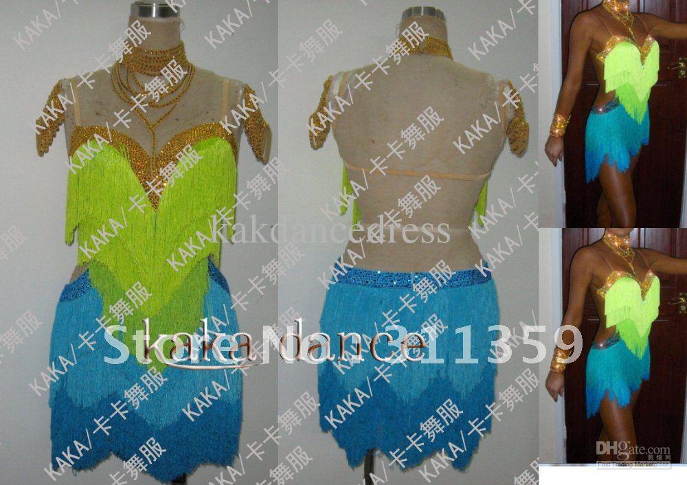 ballroom dance fringe skirtsCheap Dance Dress   Best New Competition Fringe Latin Dance Dress xHK9bgCa