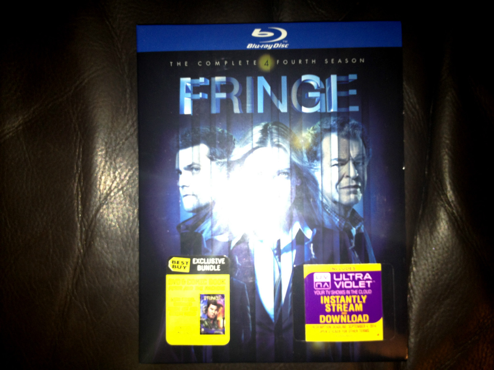best buy fringe season 3Blu ray DVD Exclusives  Fringe  The Complete Fourth Season  Best whExbTKb