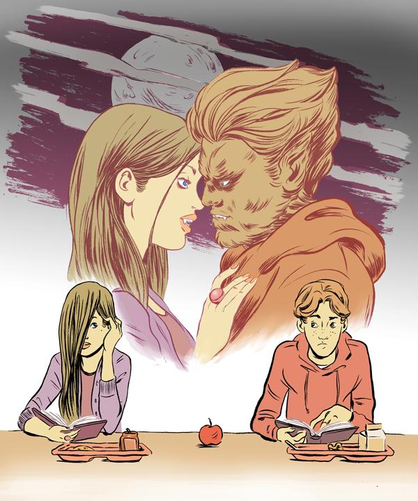 best supernatural books for teensLove Story  The Best New Paranormal Romance Titles for Teens b02nvbFO