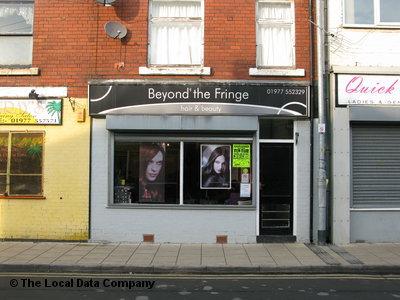 beyond the fringe castlefordBeyond The Fringe   Hairdresser in Castleford WF10 1JY   192 DIm1E9Ei
