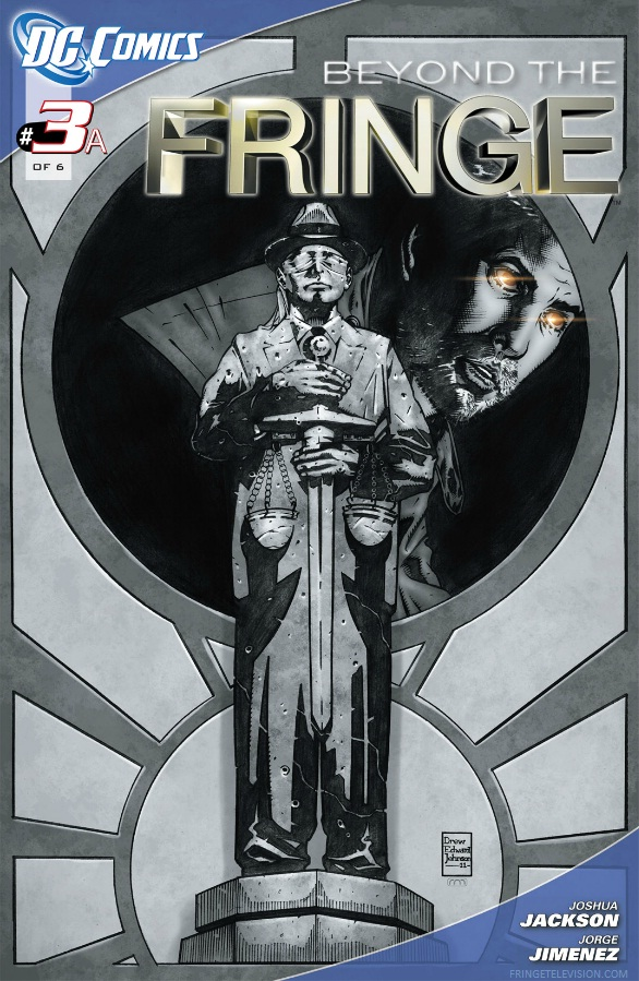 beyond the fringe comic wikiBeyond The Fringe Comic  3  Chapter A   Fringe Television   Fan 16qu8ZHa