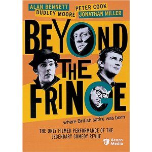 beyond the fringe dvd reviewBeyond the Fringe  Amazonca  Alan Bennett Peter Cook Jonathan aQcnS2N8