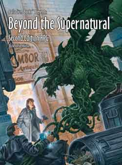 beyond the supernatural pdfPalladium Books Store Beyond the Supernatural    RPG 2nd Edition Kf60FCRq