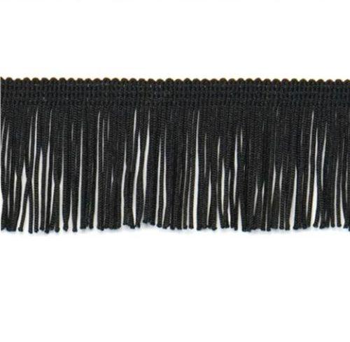black fringe trimChainette Fringe Trim vlvUbuUt